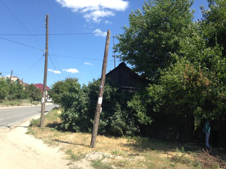 Продаётся 1-комн.               дом, 6 сот,  Волгоград,               Дзержинский, Новосельская улица