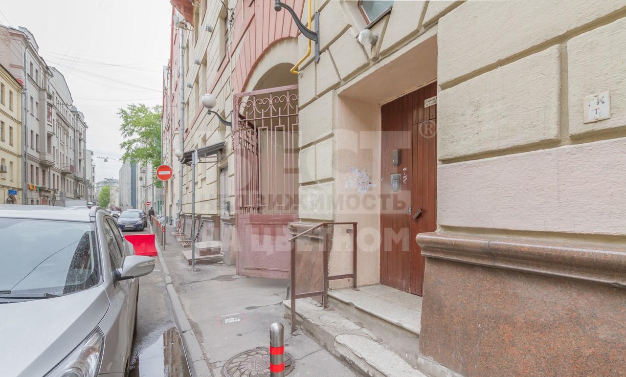 Москва, Садовая-Черногрязская улица, 16-18с1