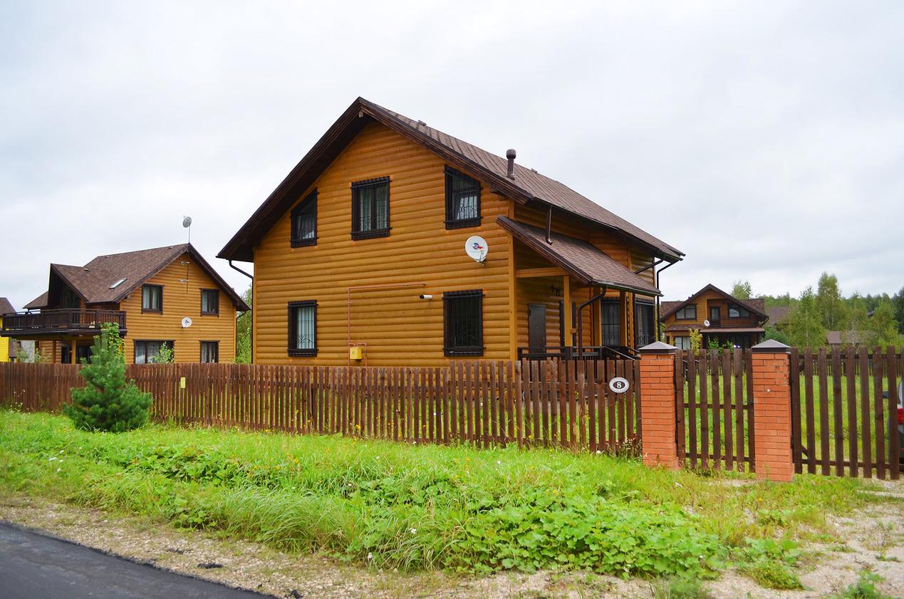 коттеджный посёлок Ильичёвка