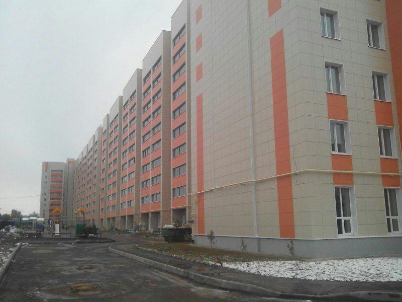 Продажа 2-к квартиры Даурская улица
