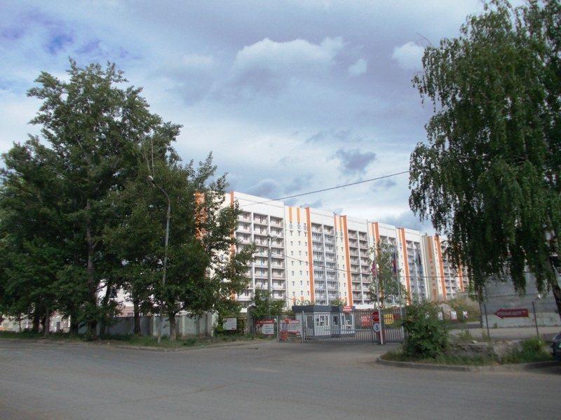 Продажа 1-к квартиры Даурская улица