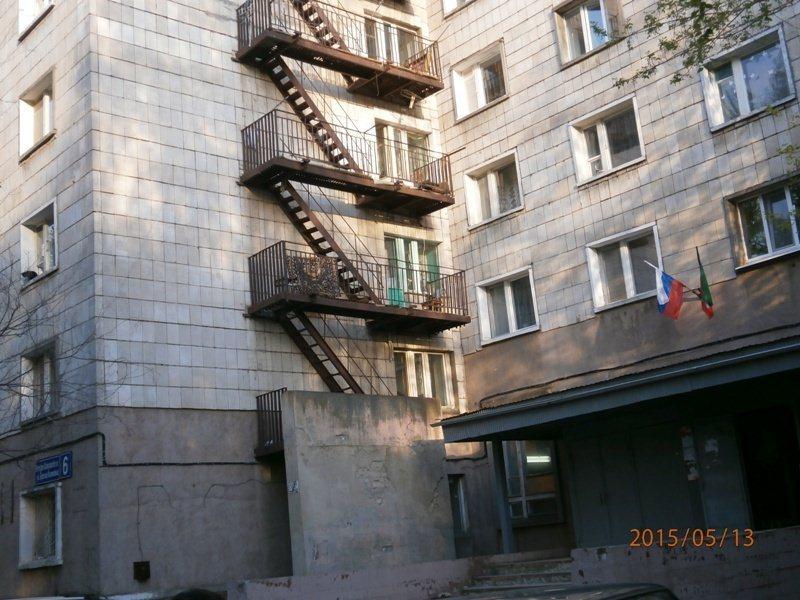 Продажа  комнаты Братьев Касимовых, 6, 32 м²  (миниатюра №2)