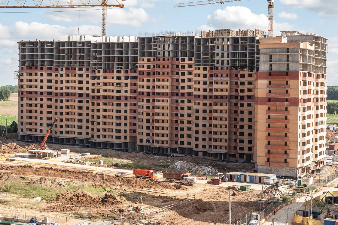 Продается однокомнатная квартира за 2 672 000 рублей. Видное, бульвар Зелёные Аллеи, 2к8.