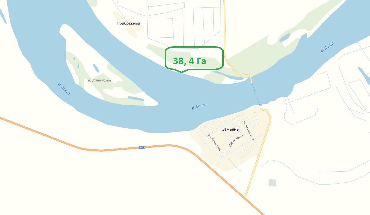 Енотаевский район, поселок Прибрежный