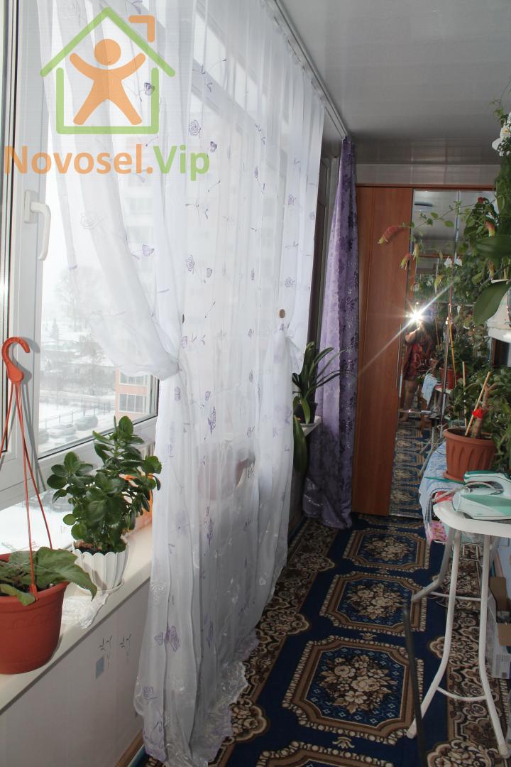 Продажа квартиры на улице улица авроры в кемерово, дом 14, 1.