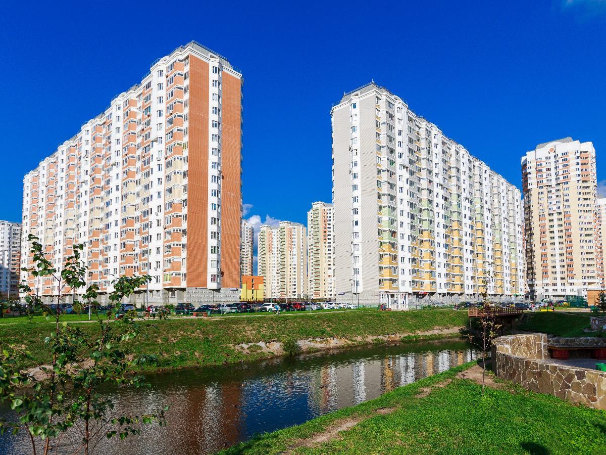Продается двухкомнатная квартира за 4 399 000 рублей. Балашиха, проспект Героев, 3.