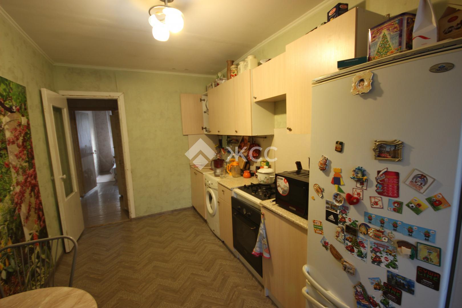 Квартира на продажу по адресу Россия, Московская область, Лесной городок, Фасадная улица, 8к7