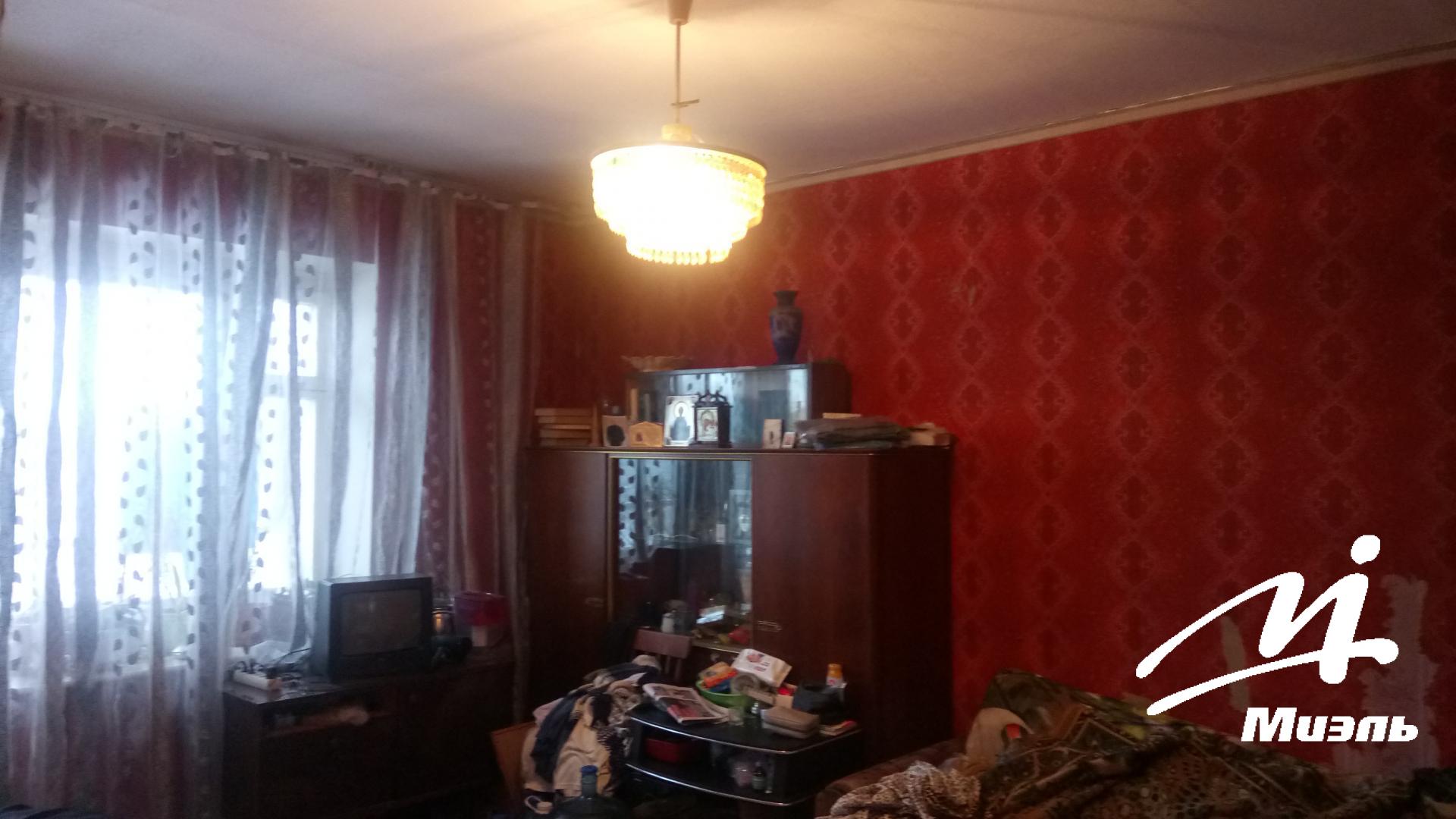 Продается двухкомнатная квартира за 3 200 000 рублей. Московская обл, Пушкинский р-н, рп Правдинский, ул Котовского, д 1А.
