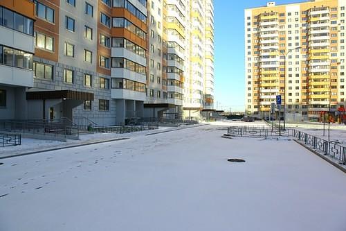 Продается однокомнатная квартира за 2 492 140 рублей. Московская обл, г Домодедово, тер СНТ Комплекс, к 209.