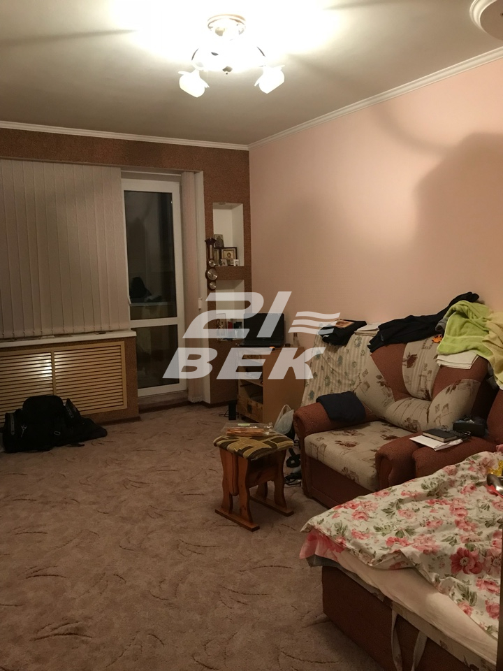 Продается однокомнатная квартира за 1 700 000 рублей. г Курск, ул Димитрова, д 93.