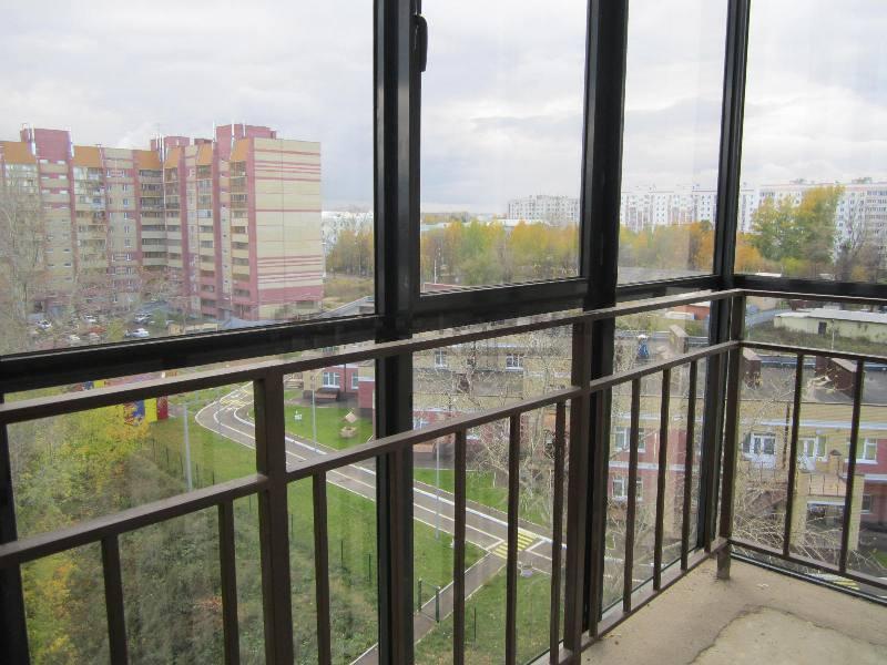Продажа 2-к квартиры ленинградская, 19