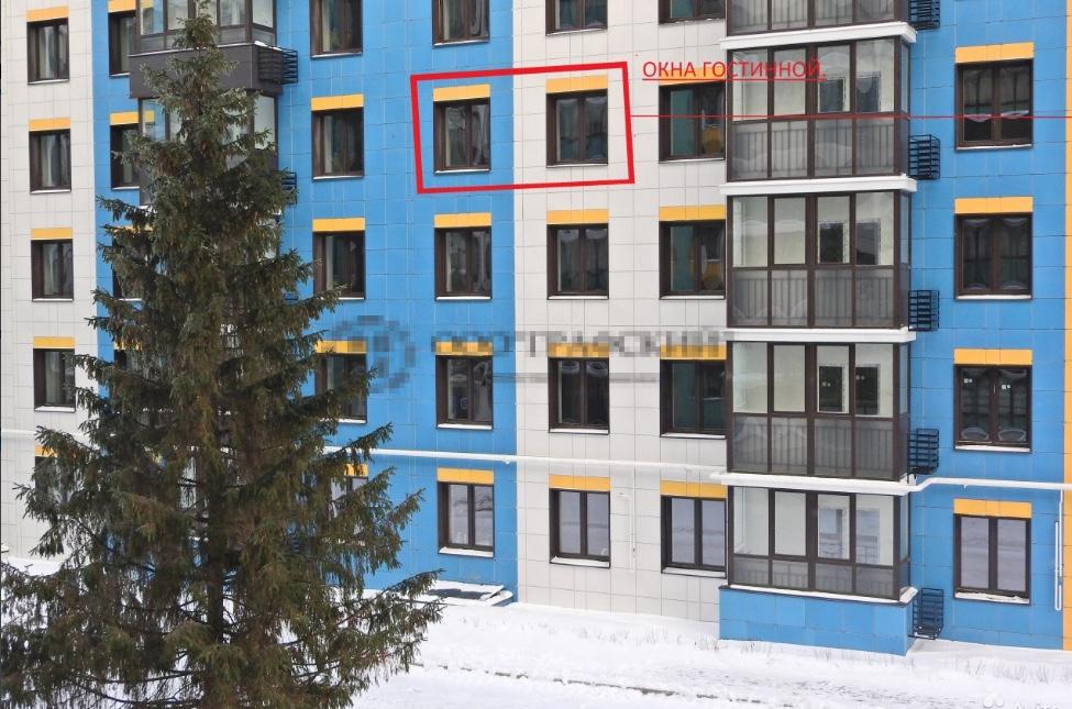 Продажа 2-к квартиры арт сити