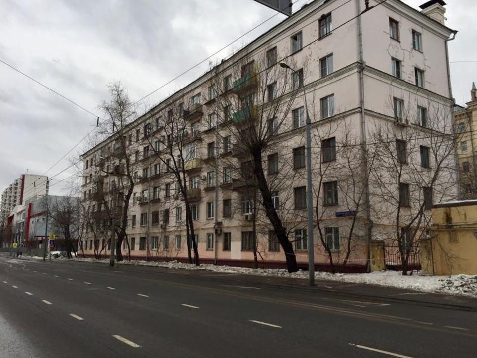 Москва город, улица Советской Армии, 13