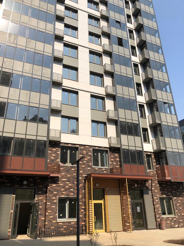 Продается однокомнатная квартира за 4 350 000 рублей. Московская обл, г Мытищи, деревня Бородино, ул Малая Бородинская, д 1 к 3.