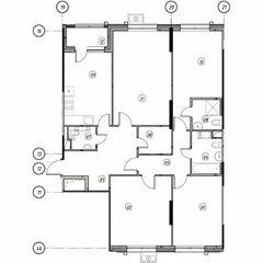 Продается четырехкомнатная квартира за 15 000 000 рублей. г Москва, ул Тайнинская, д 9А.
