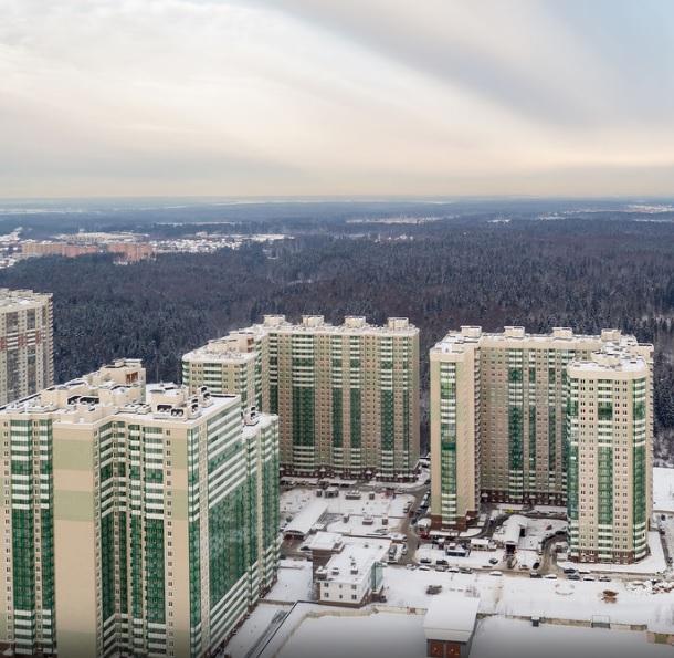 Продается трехкомнатная квартира за 6 883 900 рублей. Красногорск, бульвар Космонавтов, 13.