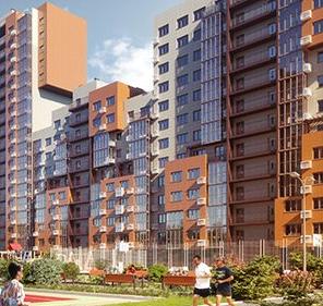 Продается однокомнатная квартира за 3 558 000 рублей. Балашиха, улица Ситникова, к1.