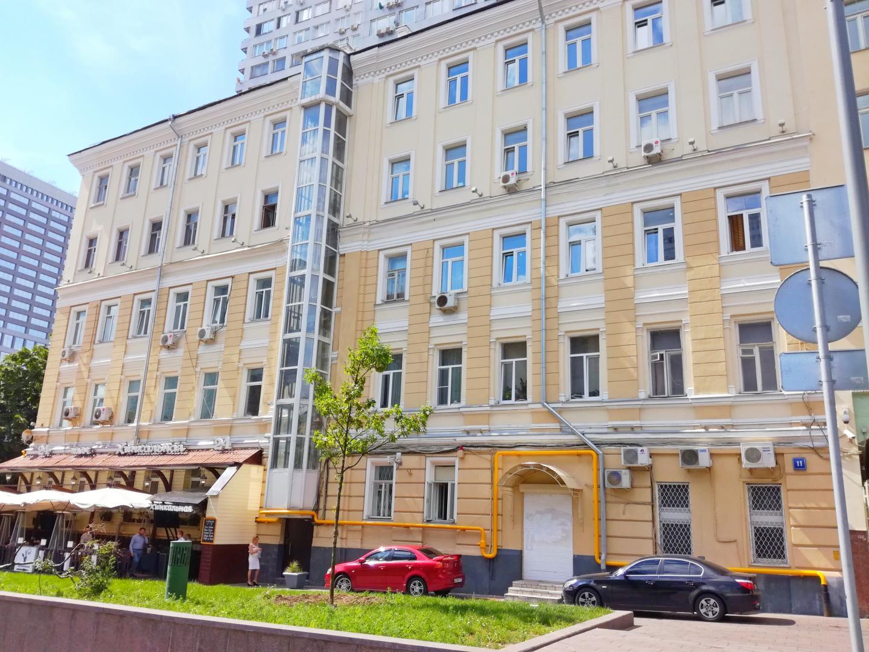 Продается четырехкомнатная квартира за 36 000 000 рублей. г Москва, Трубниковский пер, д 11.