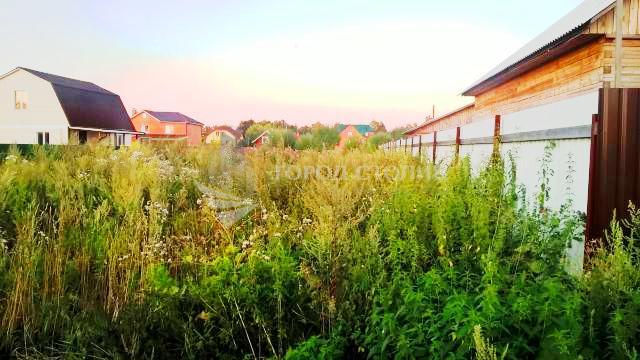 Участок на продажу по адресу Россия, Московская область, городской округ Домодедово, Красный путь