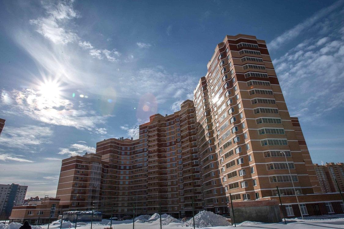 Продается однокомнатная квартира за 2 520 000 рублей. Видное, бульвар Зелёные Аллеи, 2к9.