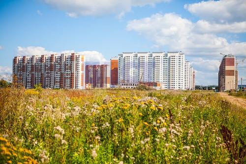 Продается однокомнатная квартира за 2 283 000 рублей. Домодедово, бульвар Строителей, 209.