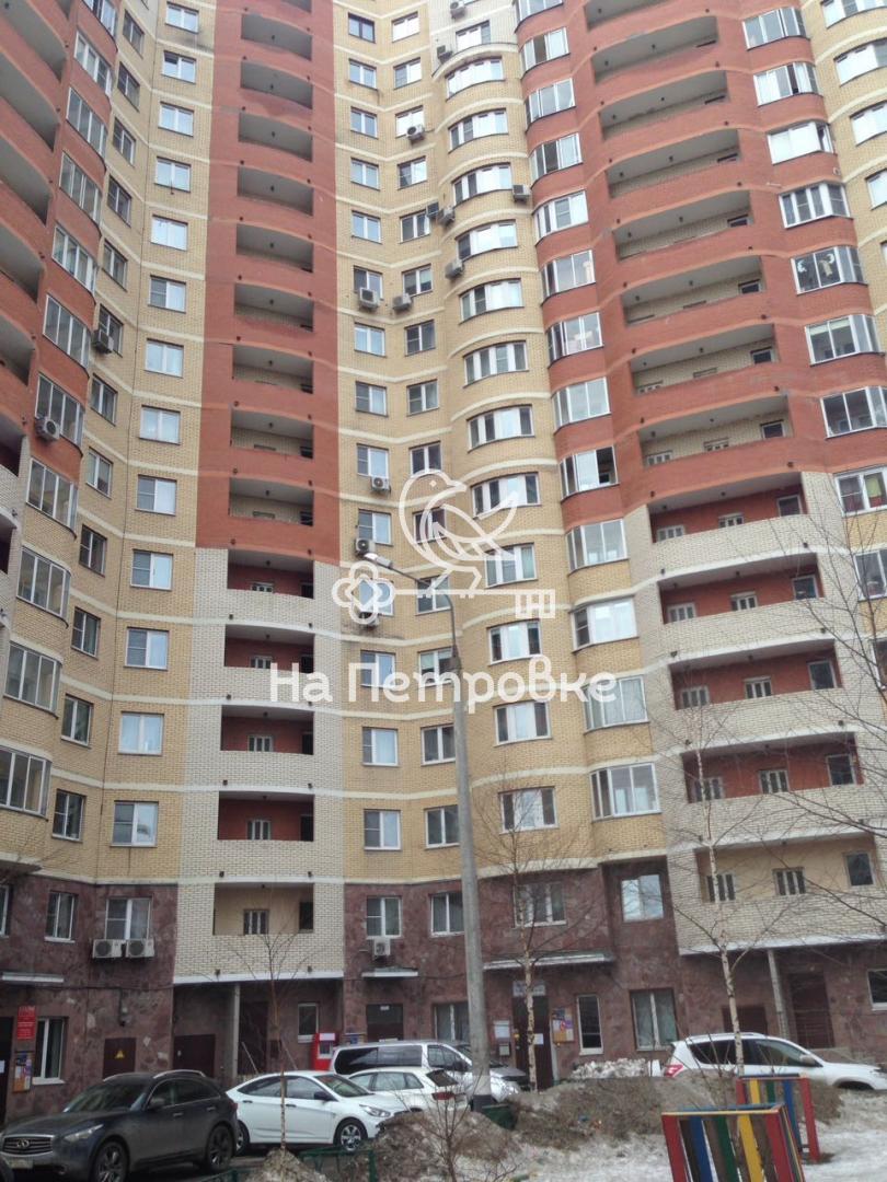 Продается однокомнатная квартира за 6 100 000 рублей. Московская обл, г Красногорск, Южный б-р, д 6.