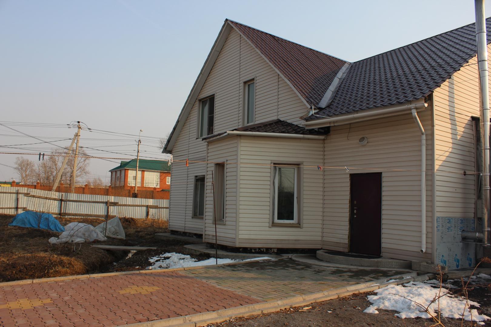 Продажа домов в Хабаровске
