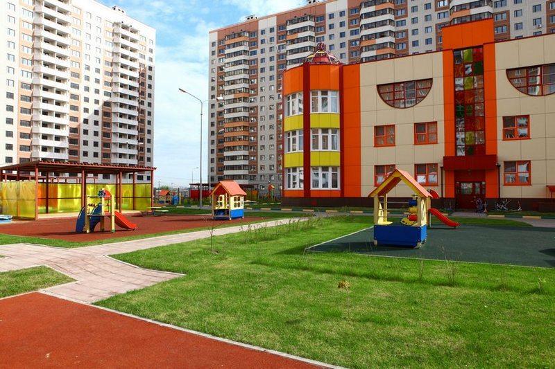 Продается однокомнатная квартира за 2 432 000 рублей. Домодедово, бульвар Строителей, 2.
