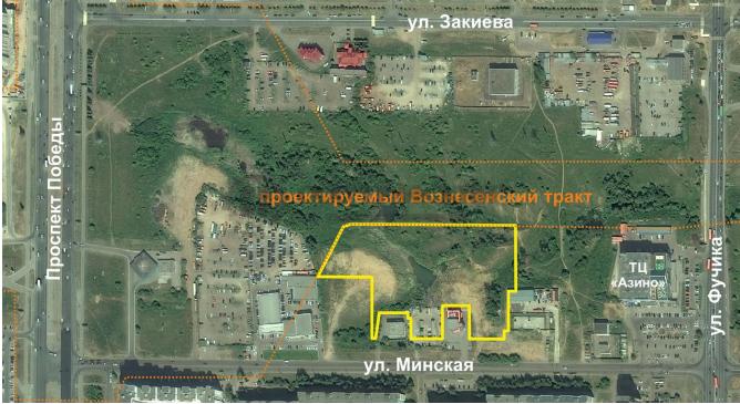 Продажа  участка минская