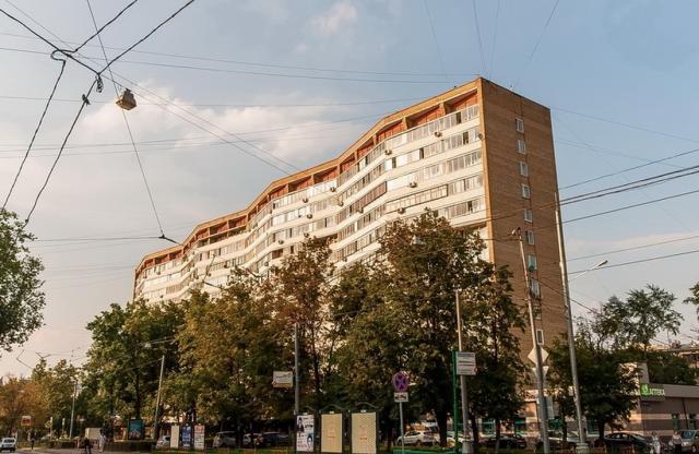 Москва город, Новокузнецкая улица, 13с1