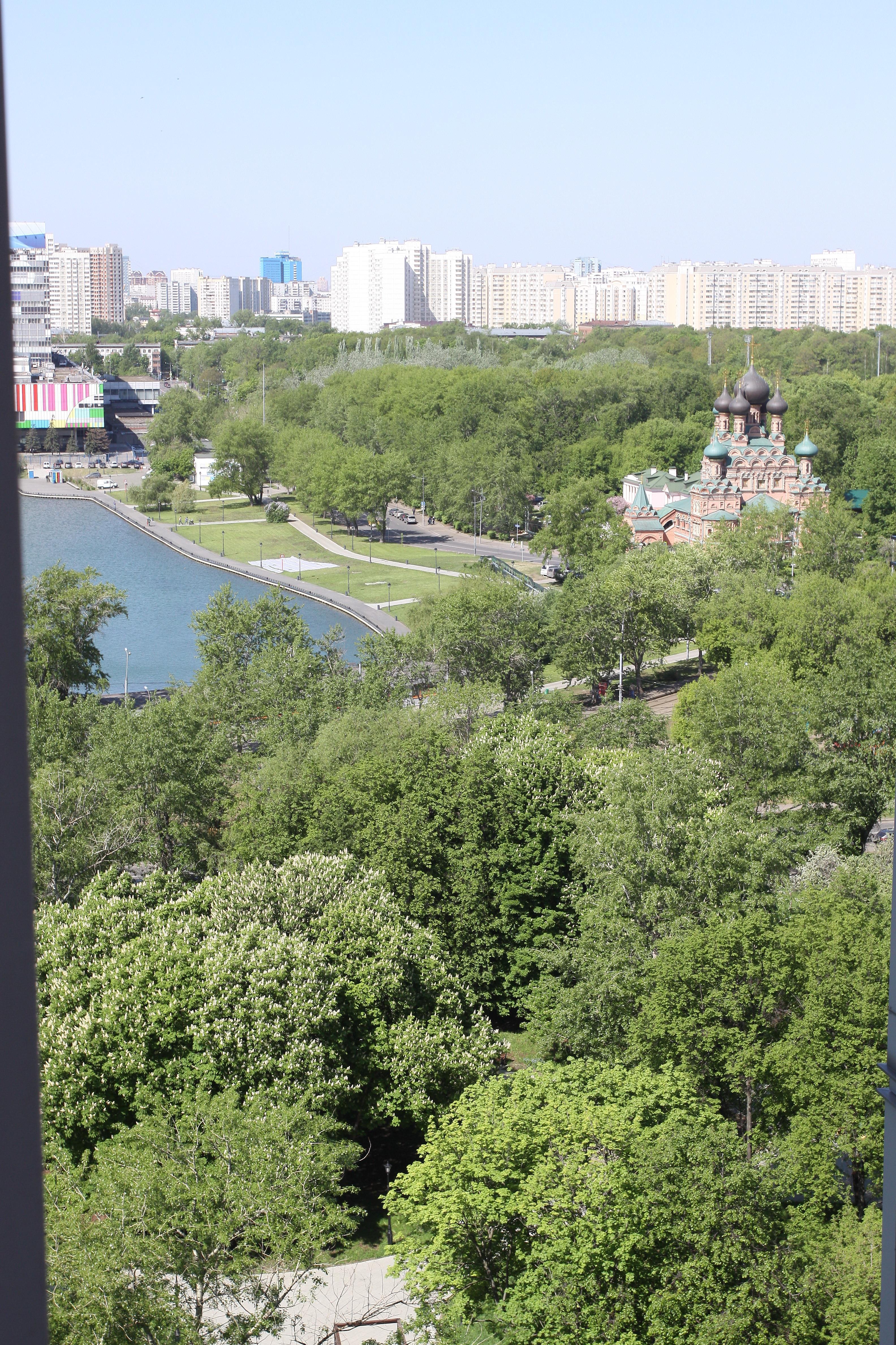 Москва город, улица Академика Королёва, 10