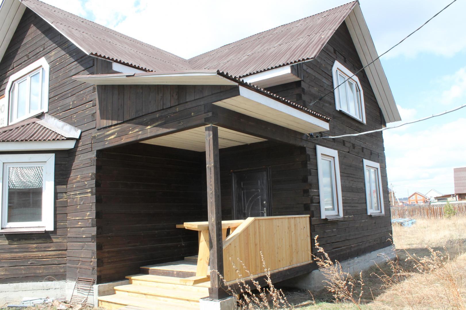 иркутск город, правобережный округ, продается дом, 16.3 соток, общ. пл. дома 143 кв.м., 2 ...