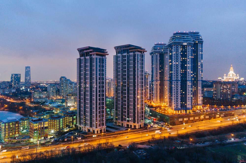 Москва город, Минская улица, 2