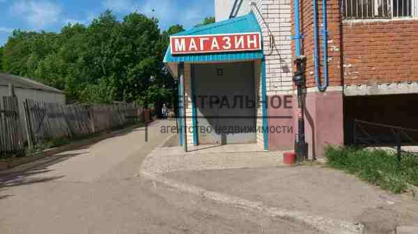 Продажа  помещения свободного назначения хусаина мавлютова, 44
