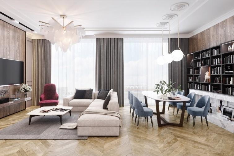 квартира в элитном доме реномэ только в кв ...