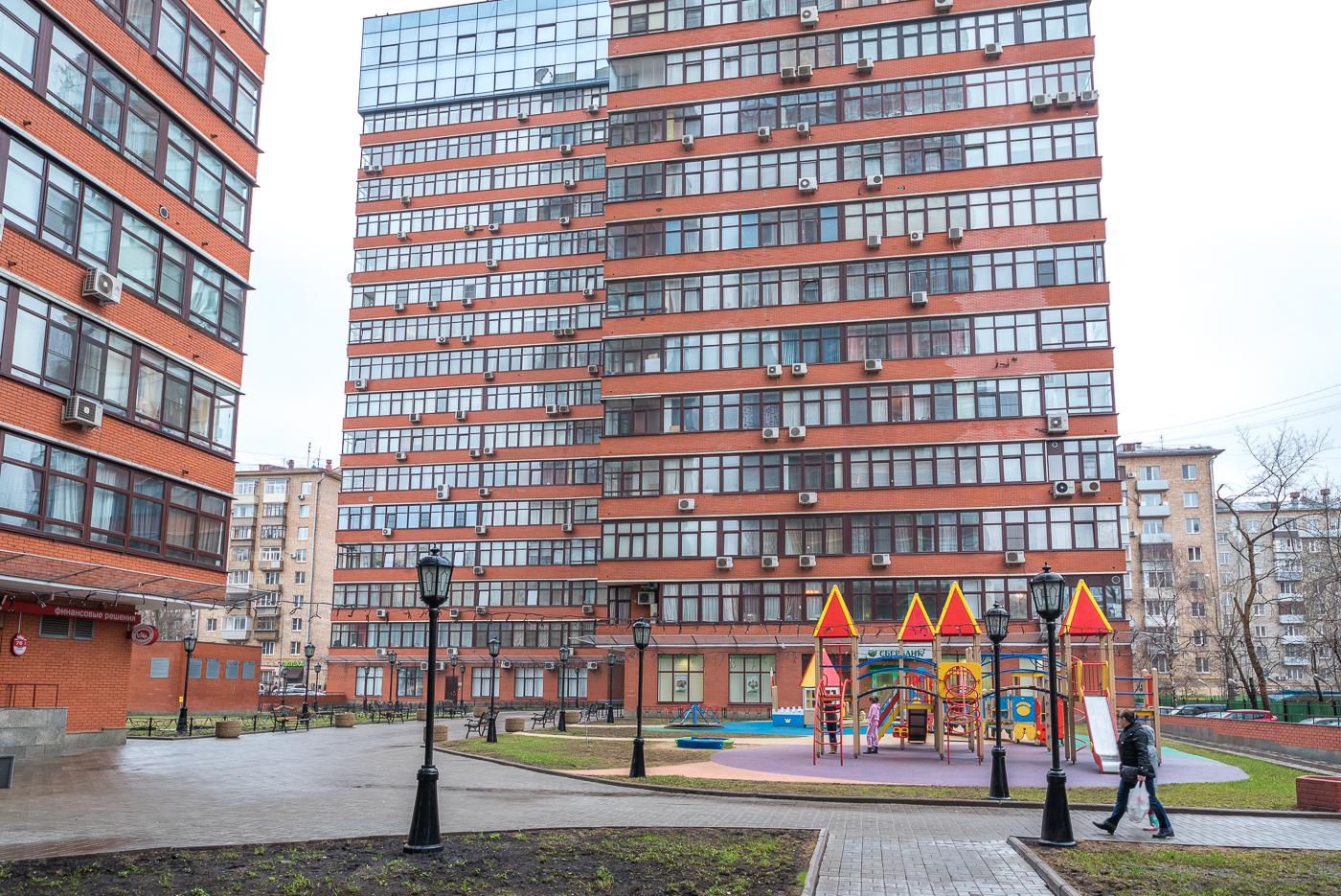 Москва город, Ленинградский проспект, 76к1