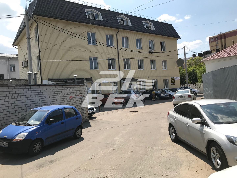 Курск, ул.переулок Радищева, 4-этаж 4-этажного здания