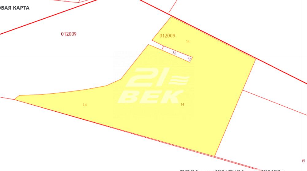 продам земельный участок площадью 7 га. уча ...
