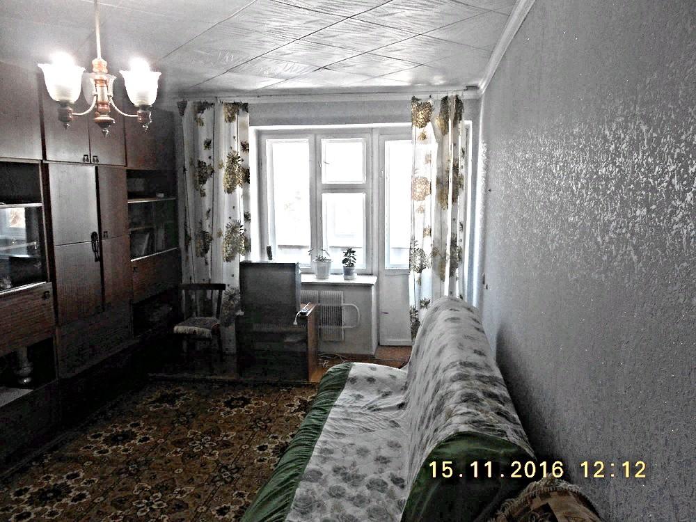 продается 1 комнатная квартира в п.мочалищ ...