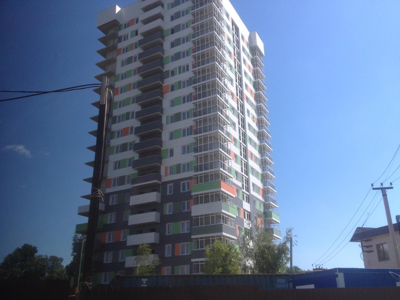 Продажа 1-к квартиры ул. Комиссара Габишева, жилой дом
