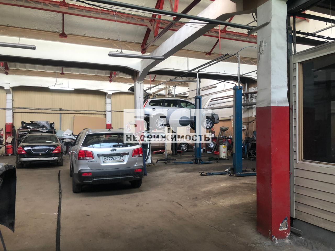 Auto Repair в аренду по адресу Россия, Московская область, Москва, проезд Завода Серп и Молот, 1с1