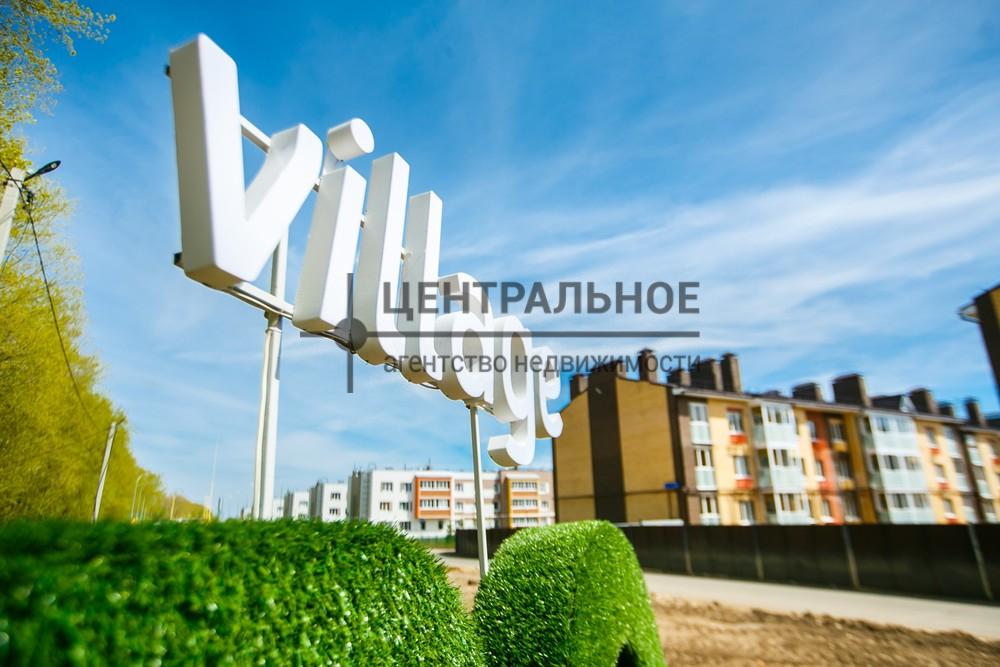 Продажа 2-к квартиры с. Новое Шигалеево, ул. Шаляпина/Габдуллы Тукая, ЖК «Царево Village»