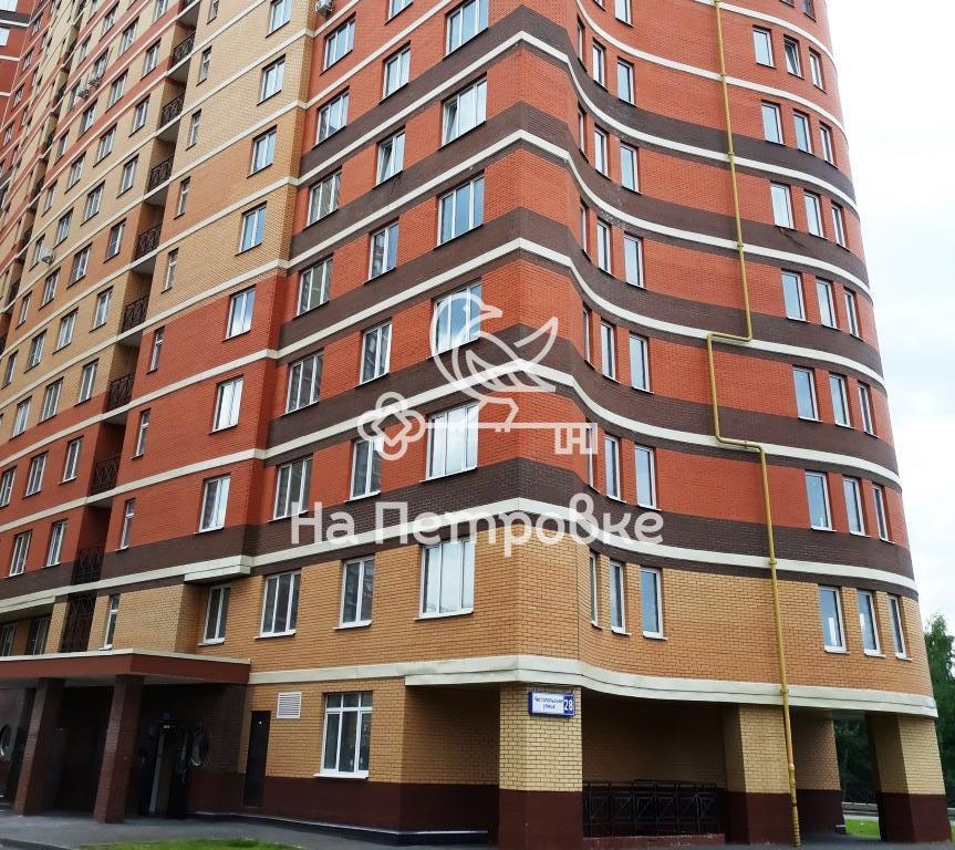Продается однокомнатная квартира за 3 800 000 рублей. Московская обл, г Балашиха, ул Чистопольская, д 28.
