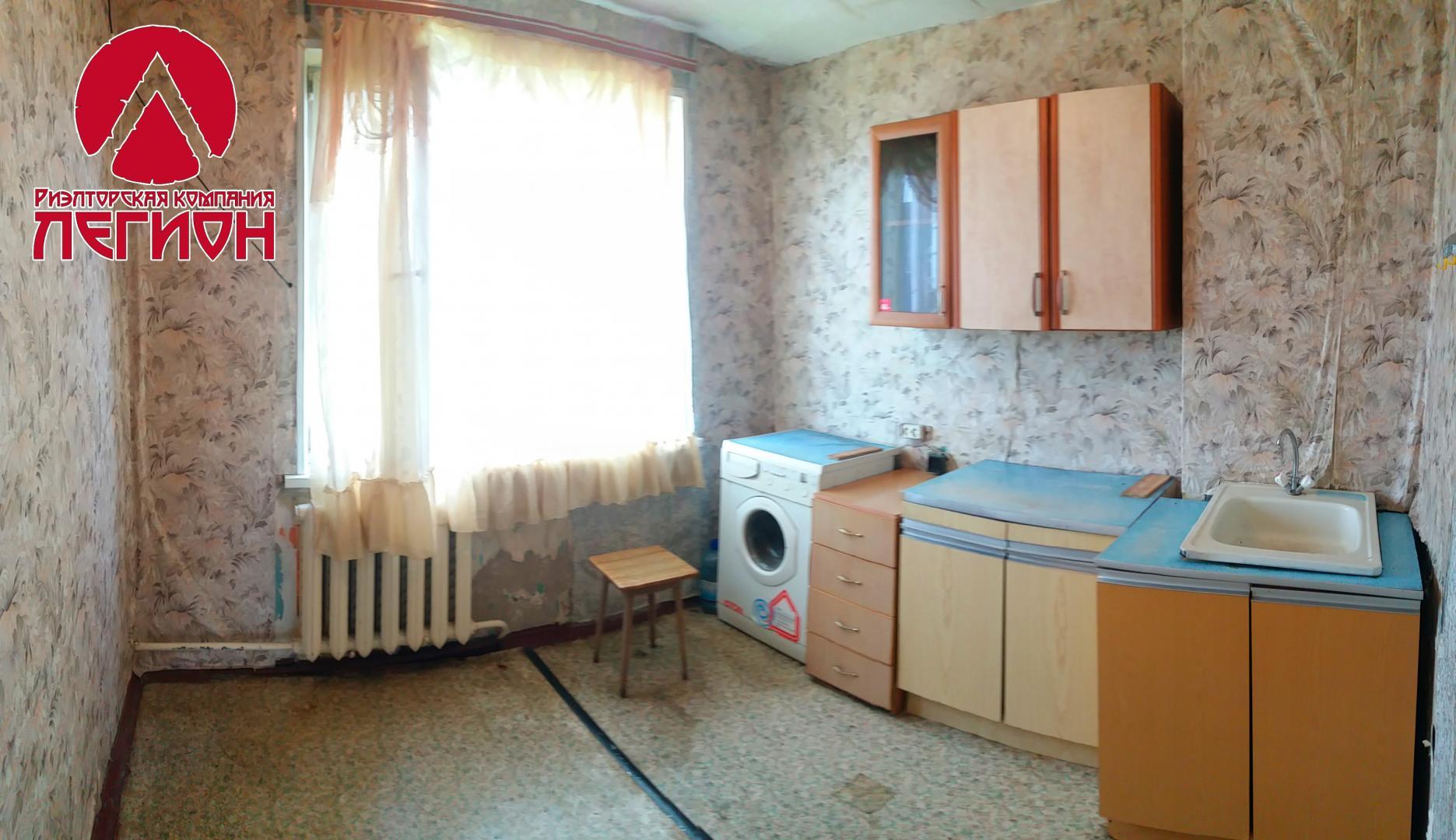 Квартира без ремонта, что дает вам возможность реализовать свои фантазии, а не переделывать чужое.