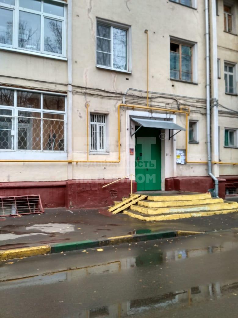 Москва, 1-я улица Машиностроения, 4к1