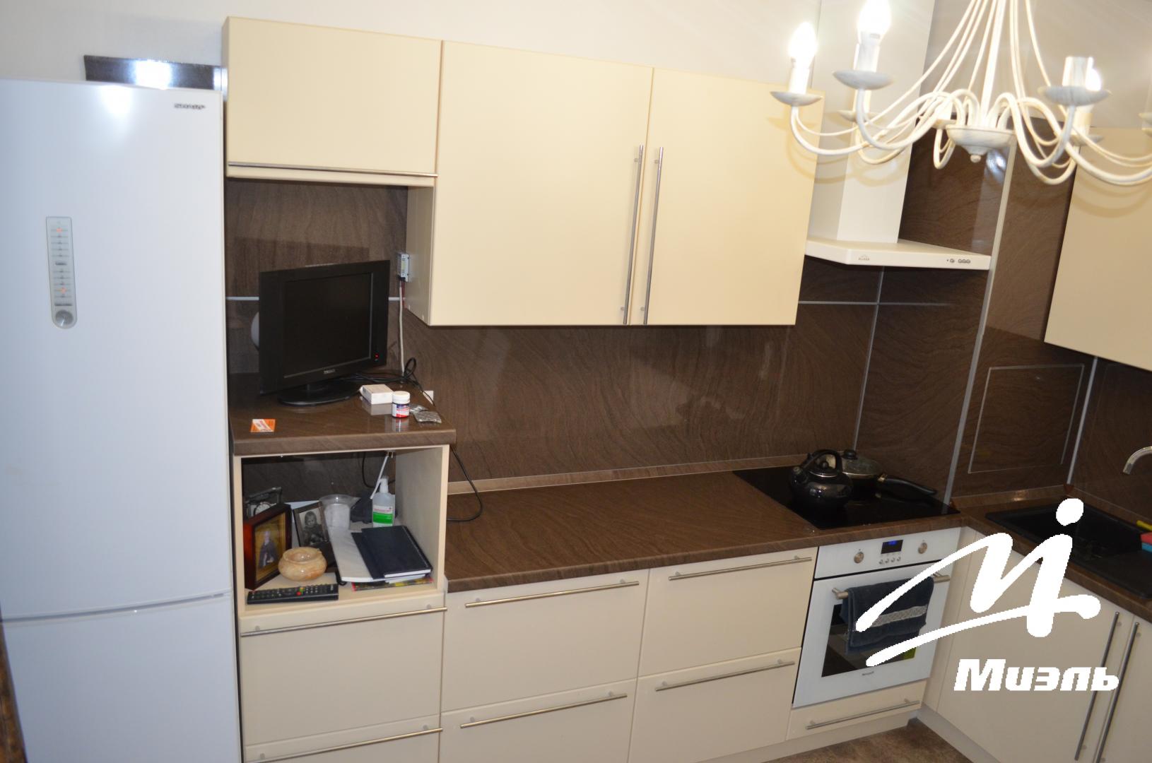 Продается двухкомнатная квартира за 4 950 000 рублей. Пушкино, улица Просвещения, 11к1.
