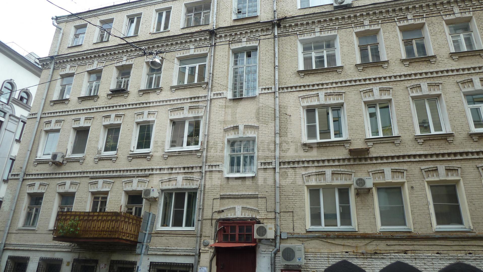 Москва, улица Тимура Фрунзе, 22