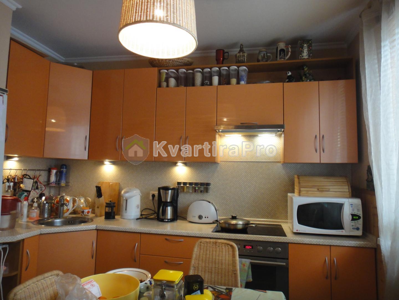 Продается трехкомнатная квартира за 9 200 000 рублей. г Москва, ул Ферганская, д 11 к 3.