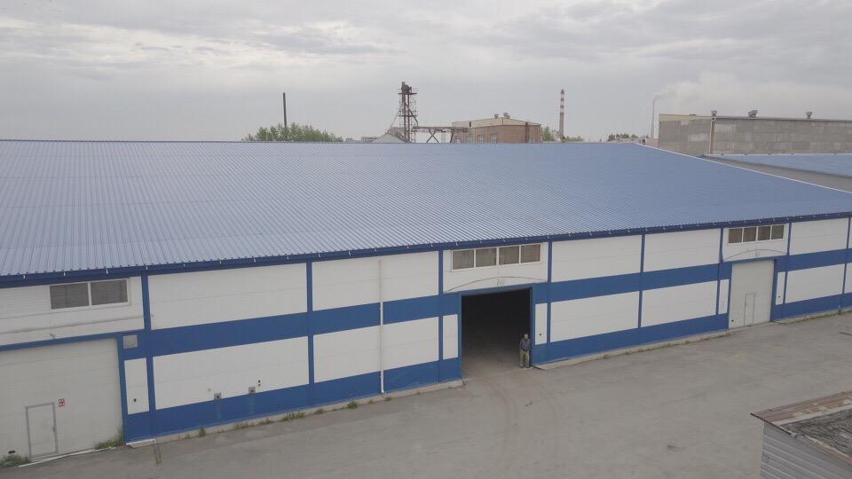 Warehouse в аренду по адресу Россия, Омская область, городской округ Омск, Омск, улица 22-го Партсъезда, 51Б