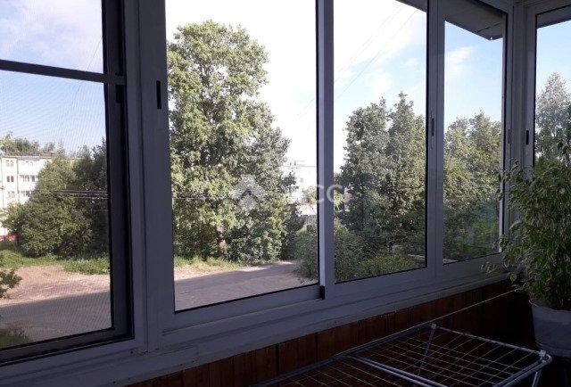 Продается двухкомнатная квартира за 2 900 000 рублей. Московская обл, г Можайск, поселок Колычево, ул Школьная, д 11.